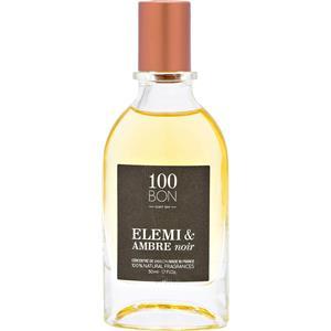 100BON - Elemi & Ambre Noir - Eau de Parfum Spray