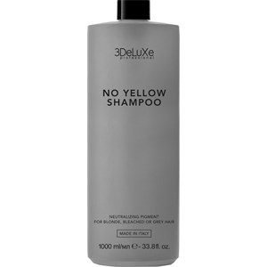 3Deluxe - Hair care - No Yellow Shampoo