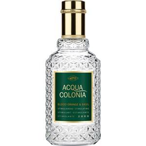 4711 Acqua Colonia - Blood Orange & Basil - Eau de Cologne Splash & Spray