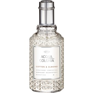 4711 Acqua Colonia - Cotton & Almond - Eau de Cologne Spray
