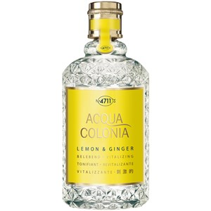 4711 Acqua Colonia - Lemon & Ginger - Eau de Cologne Splash & Spray