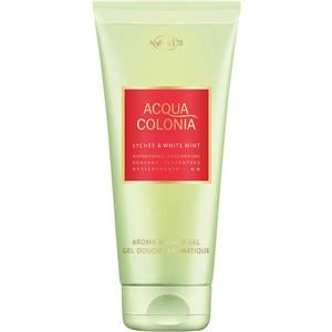 4711 Acqua Colonia - Lychee & White Mint - Aroma Shower Gel