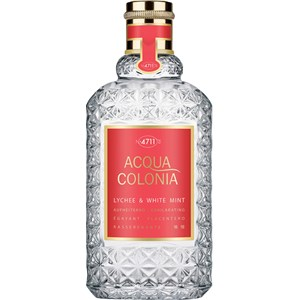 4711 Acqua Colonia - Lychee & White Mint - Eau de Cologne Spray