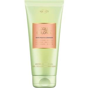 4711 Acqua Colonia - White Peach & Coriander - Aroma Shower Gel