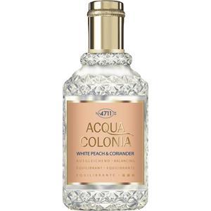4711 Acqua Colonia - White Peach & Coriander - Eau de Cologne Spray