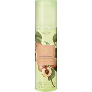 4711 Acqua Colonia - White Peach & Coriander - Refreshing Body Spray