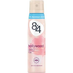 8x4 - Kvinnor - Hollywood Deodorant Spray