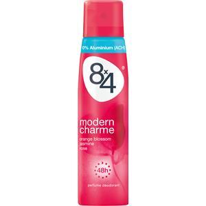 8x4 - Kvinnor - Modern Charme Deodorant Spray