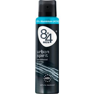 8x4 - Herrar - Men Urban Spirit Deodorant Spray