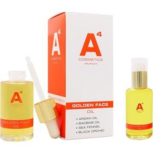 A4 Cosmetics - Ansiktsvård - Golden Face Oil