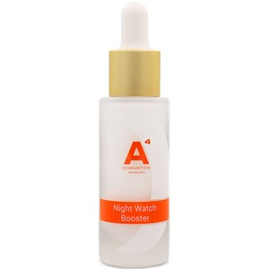 A4 Cosmetics - Ansiktsvård - Night Watch Booster