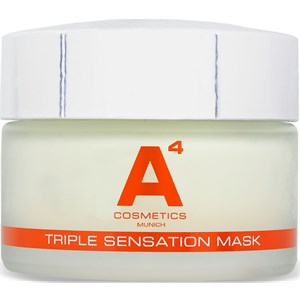 A4 Cosmetics - Ansiktsvård - Triple Sensation Mask