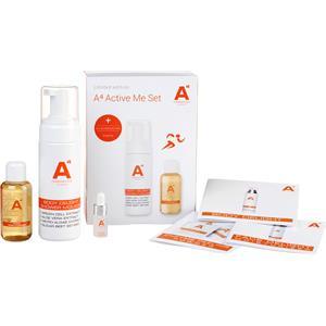 A4 Cosmetics - Ansiktsrengöring - Active Me Set