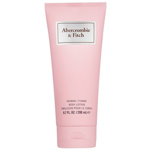 Abercrombie & Fitch - First Instinct Woman - Body Lotion