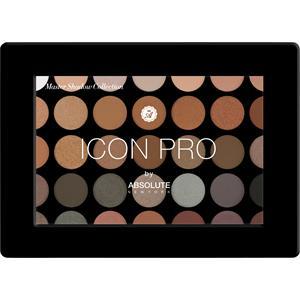Absolute New York - Ögon - Icon Pro Palette Smoke & Mirror