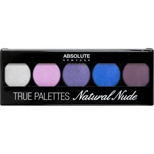 Absolute New York - Ögon - True Palettes