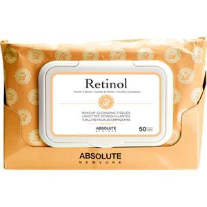 Absolute New York - Ansiktsvård - Make-up Cleansing Tissues
