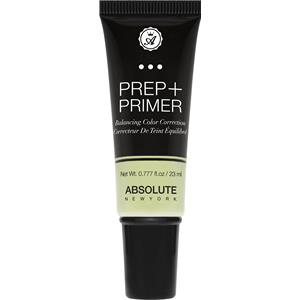 Absolute New York - Foundation - Prep + Primer