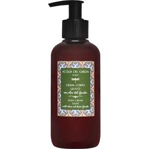 Acqua del Garda - Route II Olive - Body Cream