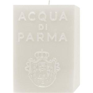 Acqua di Parma - Ljus - vit Cube Candle Gewürznelke