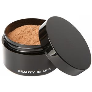 BEAUTY IS LIFE - Foundation - Loose Powder för mörk hy