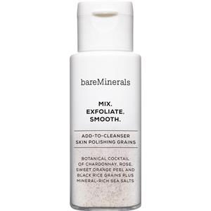 bareMinerals - Rengöring - Mix. Exfoliate. Smooth. Add-To-Cleanser Skin Polishing Grains