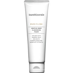 bareMinerals - Rengöring - Pure Plush Gentle Deep Cleansing Foam
