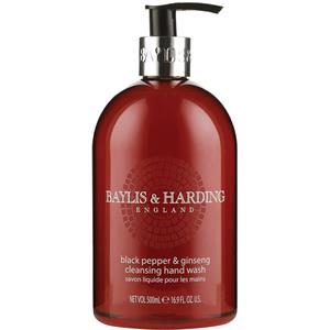 Baylis & Harding - Black Pepper & Ginseng - Cleansing Hand Wash