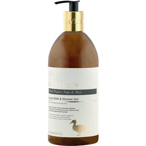 Baylis & Harding - The Fuzzy Duck - Black Pepper, Sage & Moss Luxury Bath & Shower Gel