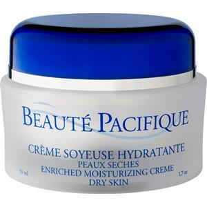 Beauté Pacifique - Vårdande dagprodukter - Moisturizing Cream för torr hud
