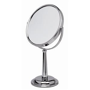 ERBE - Sminkspegel - Sminkspegel, 5 gånger, metall glansig