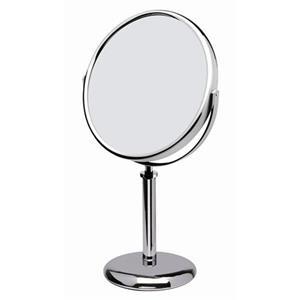 ERBE - Sminkspegel - Sminkspegel, 7 x, metallglansig, 20 cm
