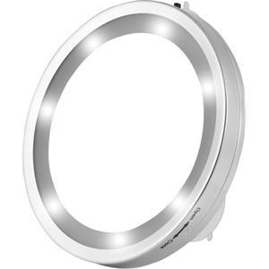 Becker Manicure - Sminkspegel - LED-spegel med sugpropp