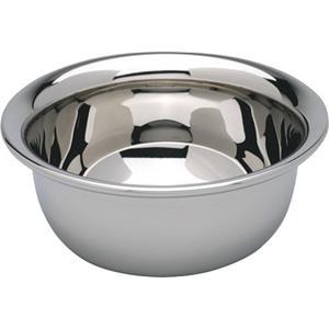 ERBE - Rakset - skål, metallglansig