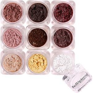 Bellápierre Cosmetics - Ögon - 9 Stack Shimmer Powder Serenity