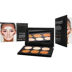 Bellápierre Cosmetics - Ögon - Contour & Highlight Pro Palette