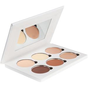 Bellápierre Cosmetics - Foundation - Contour & Highlight Cream Palette