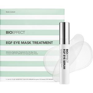 BioEffect - Ansiktsvård - EGF Eye Mask Treatment Set
