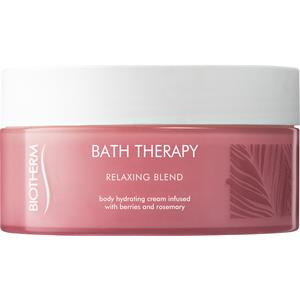 Biotherm - Bath Therapy - Relaxing Blend Body Hydrating Cream Infused