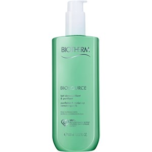 Biotherm - Biosource - Purifying & Make-up Removing Milk för normalhy och blandhy