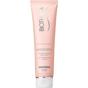 Biotherm - Biosource - Softening Foaming Cleanser för torr hud
