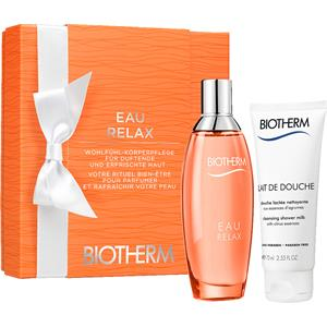 Biotherm - Eau Relax - Presentset
