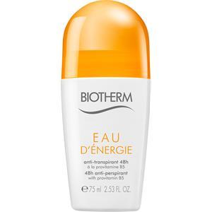 Biotherm - Eau d'Énergie - Deodorant Roll-On
