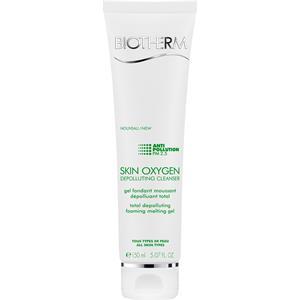 Biotherm - Korrigerar de första tecknen på hudens åldrande - Detergente anti-inquinamento