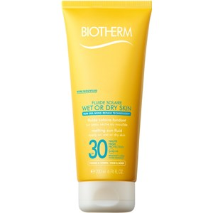 Biotherm - Solskydd - Fluide Solaire Wet Skin