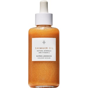 Björk & Berries - Facial care - Natural Minerals & Vitamin E Shimmer Oil