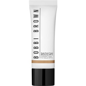 Bobbi Brown - Fukt - Nude Finish Tinted Moisturizer SPF 15