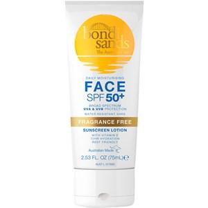 Bondi Sands - Sun Care - Face Sunscreen Lotion Fragrance Free SPF 50+