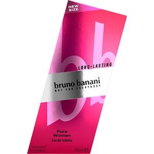 Bruno Banani - Pure Woman - Eau de Toilette Spray