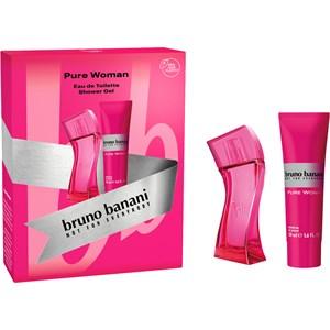 Bruno Banani - Pure Woman - Presentset